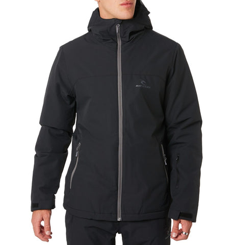 Rip Curl Enigma Snow Jacket - Black - Rapid Surf & Ski