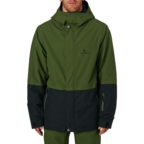Rip Curl Enigma Snow Jacket - Cypress - Rapid Surf & Ski