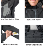 Rip Curl Legacy Snow Jacket - Rapid Surf & Ski