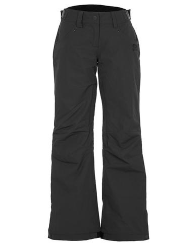 Rip Curl Qanik Ladies Snow Pant - Black - Rapid Surf & Ski