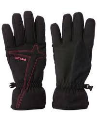 Rojo Icon Glove - Black - Rapid Surf & Ski