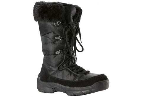 Rojo Out of Bounds Snow Boot - Black