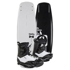 Ronix Bill ATR Board W/ Divide Boots