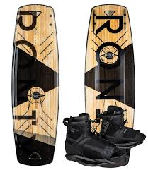 Ronix Darkside Board 2019 W/ Divide Boots
