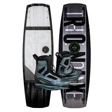 Ronix One ATR Board 2019 W/ One Space Grey Boots