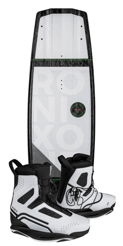 Ronix One ATR Board 2019 W/ One White Boots