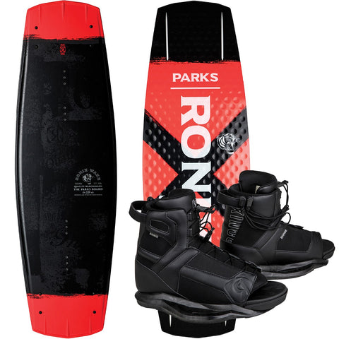 Ronix Parks Board 2019 W/ Divide Boots