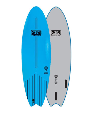 Ocean and Earth Ezi Rider Softboard 6'0