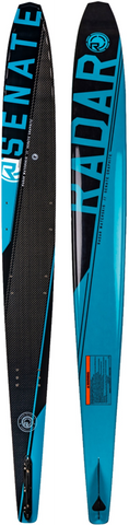 2020 Radar Senate Graphite Ski - Rapid Surf & Ski