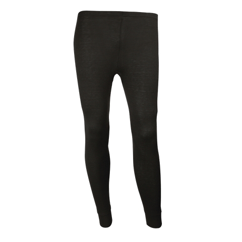 Sherpa Kids Thermal Pants - Black