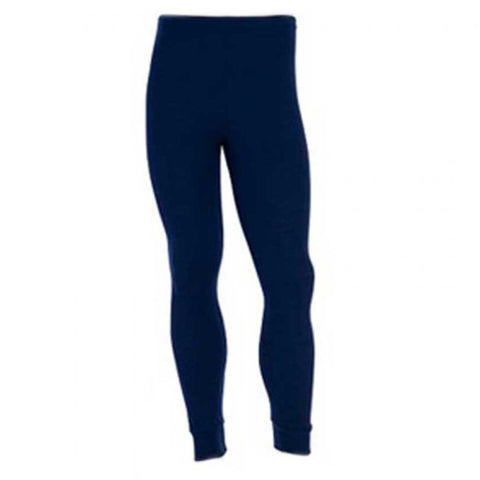 Sherpa Kids Thermal Pants - Navy