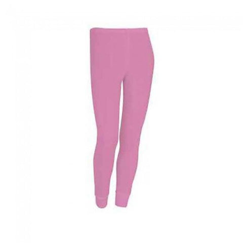 Sherpa Kids Thermal Pants - Pink