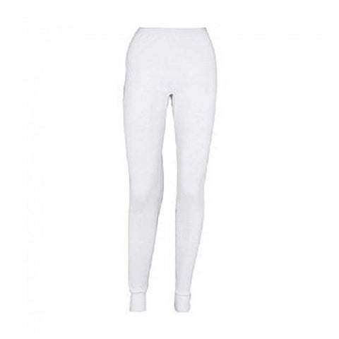 Sherpa Kids Thermal Pants - White