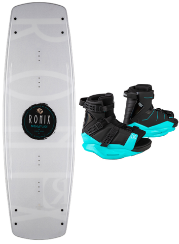 2021 RONIX SIGNATURE WAKEBOARD - HALO BOOTS PACKAGE | Rapid Surf & Ski
