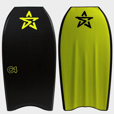 Stealth C4 EPS Body Board - Black