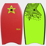 Stealth Tech EPS Body Board - Red
