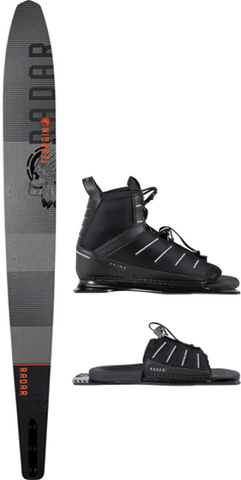 2021 RADAR TERRAIN MENS SKI PRIME BOOT PACKAGE | Rapid Surf & Ski