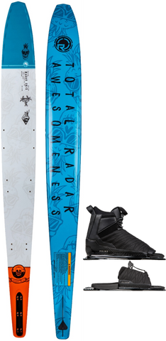 2020 Radar Tra Boys Ski W/ Prime Boot & Artp - Rapid Surf & Ski