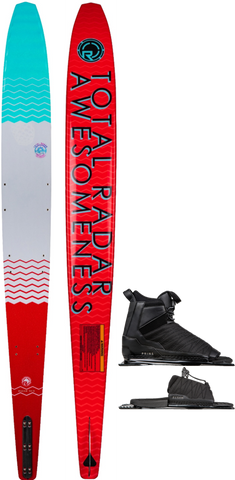 2020 Radar Tra Girls Ski W/ Prime Boot & Artp - Rapid Surf & Ski