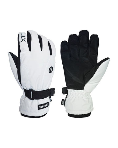 XTM Ladies Gore-Tex® Snow Gloves - White