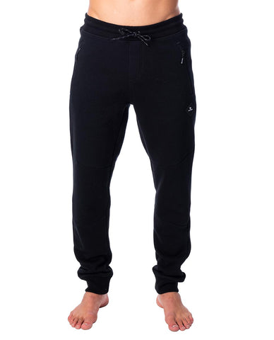 Rip Curl Base Anti Series Trackpants - Black