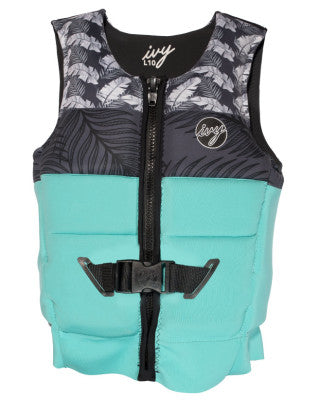 Ivy Belle Life Jacket - Mint