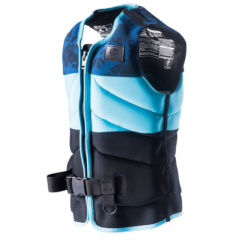 Rip Curl Women's Dawn Patrol Life Jacket - Blue