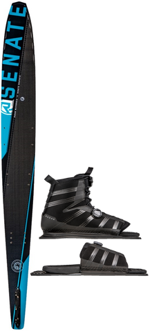2020 Radar Senate Graphite W/ Vector Boa Boot & Artp