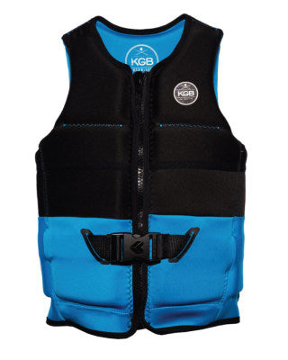KGB Junior Tempo Life Jacket - Blue