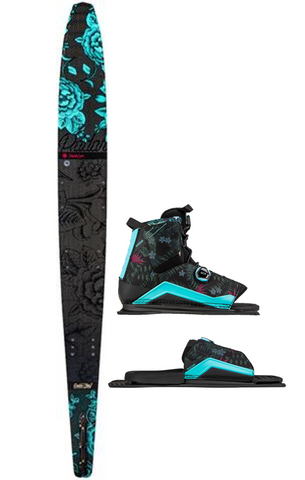 2020 Radar Lyric Graphite Womens W/ Lyric Boa Boot & Artp - Rapid Surf & Ski