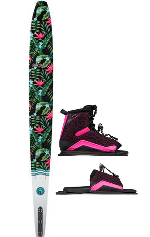 2020 Radar Lyric Womens W/ Lyric Boot & Artp - Rapid Surf & Ski