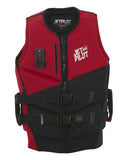 Jetpilot Matrix Pro Life Jacket - Red - Rapid Surf & Ski