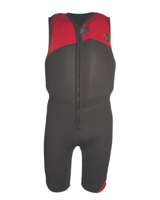 Wavelength Buoyancy Suit - Red