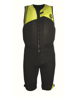 Wavelength Buoyancy Suit - Yellow