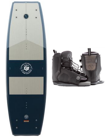 2020 Hyperlite Source Wakeboard W/ Remix Boots - Rapid Surf & Ski