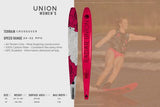 2020 Radar Union Womens Ski W/ Prime Boot & Artp - Rapid Surf & Ski