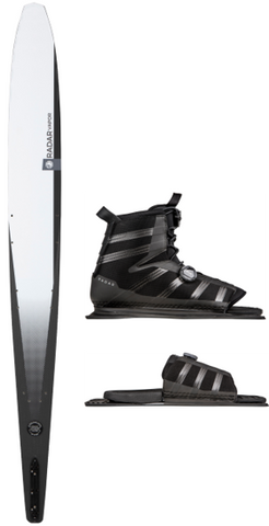2021 RADAR VAPOR LITHIUM SKI VECTOR BOOT PACKAGE | Rapid Surf & Ski