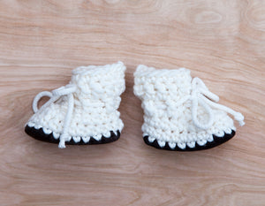 Toddler and kids sheepskin lined slippers for fall and winter