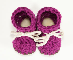 Girls Slippers ultra soft and lined with Sheepskin
