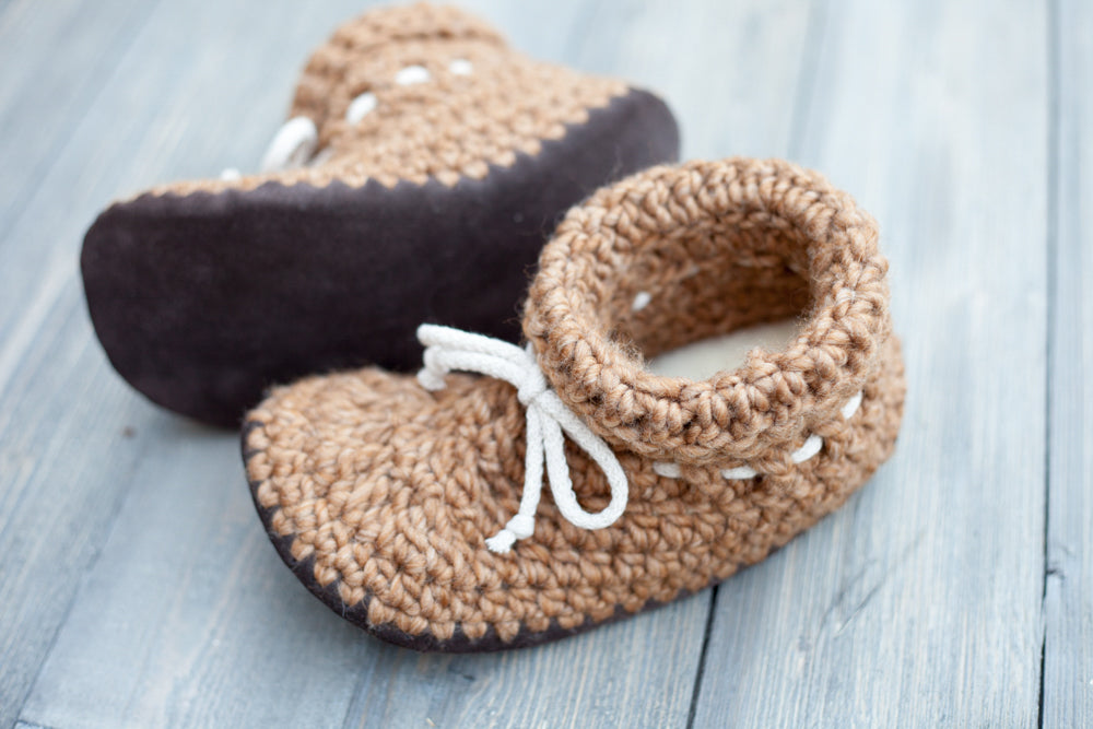 Chestnut Adult Slippers