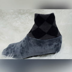 Anti-Slip Saie Socks (Fleece)