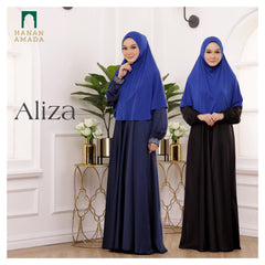 Aliza- Dark Blue