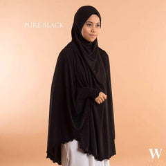 Aqila - Pure Black
