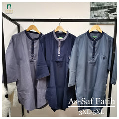As-Saf Fatih (Plus Sizes)