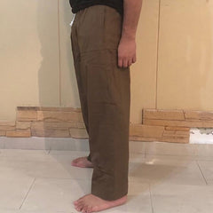 Tapered Ankle Pants- Army Green