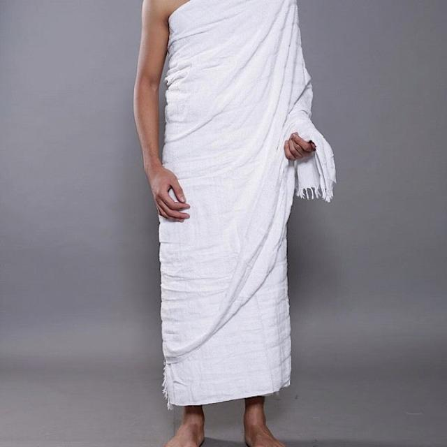 100% High Quality Cotton Ihram - Adult