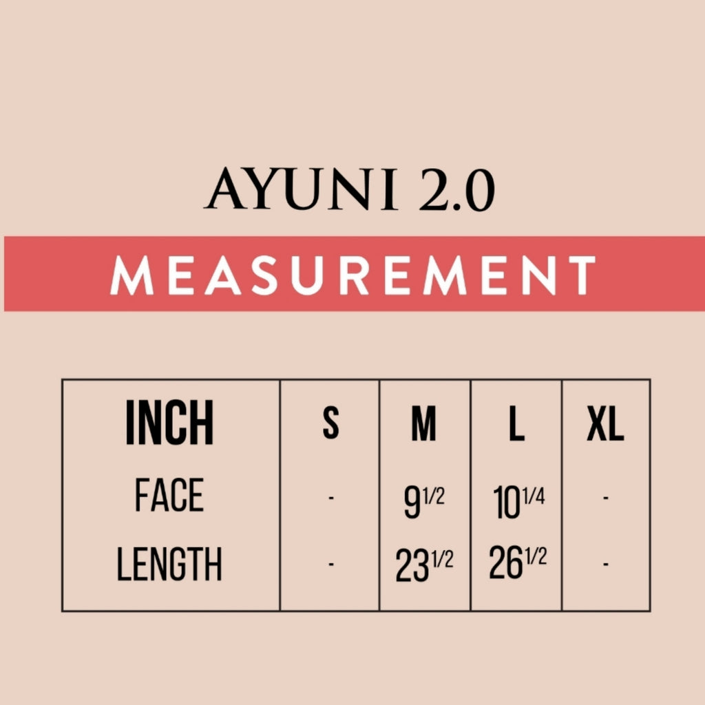 Ayuni 2.0 - Emerald Green