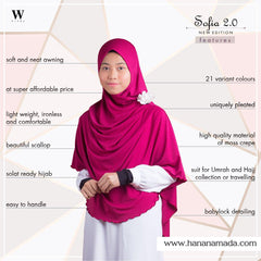 Sofia 2.0 (New Edition) ~ Soft Pink