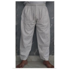 Tapered Ankle Pants - Off White