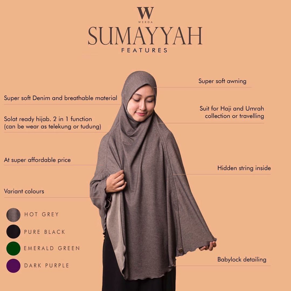 Sumayyah - Current Red